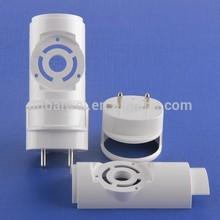 LED Infrared induction lighting lamp caps for LED lighting lamp tube