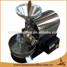Electric Heated Home Use 1kg Coffee Roasting Machine
