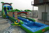 customize inflatable big water slide for sale, commercial slides wholesale