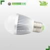 High quality cold forging led bulb assembling 3w