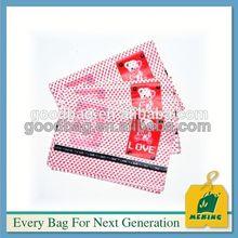 Beg-beg plastik yang murah percetakan MJ02-F01502 for trade show in china