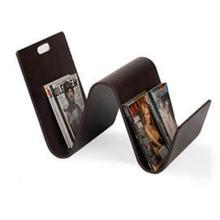 wholesale black funny shaped acrylic open book holder