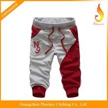 cusatom hot sale fashion fleece shorts