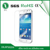 Mobile phone use anti shock screen protector for samsung galaxy s4 mini phone accessory tempered glass film