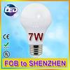 Oriental new energy-saving high power led bulb 7w 220v