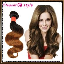 Top quality virgin Mongolian hair,Top quality Virgin two tone color Hair body wave 6A grade quality cheap virgin mongolian hair