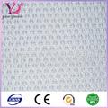 100% tissu de maille polyester tissu maillot de basket