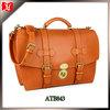 High quality cowhide leather cross body bag men leather shoulder bag