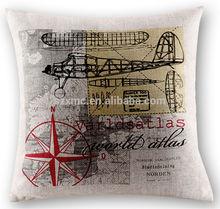 hot sale ,Unique design ocean style abstract back nursing pillow