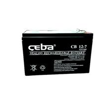 ShenZhen Electronic CEBA Battery 12v 7ah Sealed Lead Acid Battery Scrap