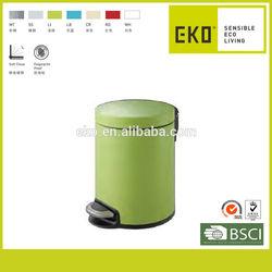EKO 5L Serene Foot Pedal Feminine Hygiene Bin