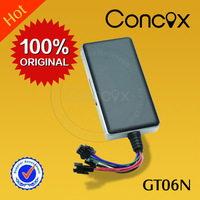 China manufacturer hot sell GPS GSM sim card tracker form Concox with CE GT06N Original!