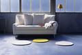 شنغهاي الصين الخضراء رخيصة أريكة نفخ