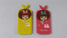 3D Animal Cartoon Soft Silicone Phone Case Cover For iphone 5C 5S Mobile Phone