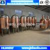 mini copper restaurant brew equipment