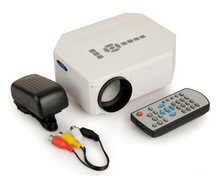 Mini home theater & OEM led projector with High Quality