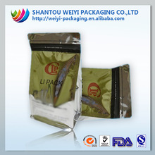 tea pouch design pouch/dried lemon peel packaging bag/packaging bags with zipper