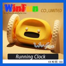 Children Alarm Clock Run to Wake you UP