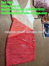 wholesale used fire retardant clothing,cheap second hand used clothing dress for sale, used clothes wholesale uk