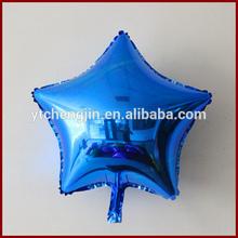 star shaped balloon weights