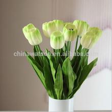 Wholesale cheap good quality beautiful artificial pu flowers