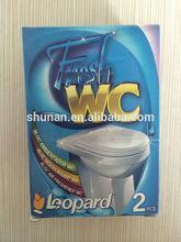 Bloc air freshener wc