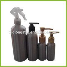 Customized new products nice aluminum pet foam bottle