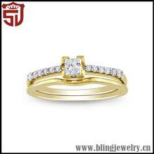Beautiful Creative Pattern Silver Ring Insurance
