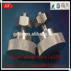 Custom oem aluminium screw caps,furniture screw,shoulder screw in Dongguan,ISO9001 passed