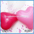 Balão do casamento decoração, coração forma de balão de látex, balão de vestidos de noiva