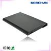 2014 ultra-thin mini power bank external rechargeable backup battery