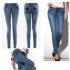 2015 new fashion ladies skinny denim jeans DS140114