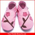 ผู้จัดจำหน่ายในประเทศจีนขายส่งน่ารักหนังรองเท้าbabysหนึ่งล้อเล่นสเก็ต