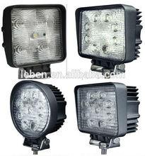 High power 27W LED super bright spotlights off-road buggy car spotlights car dome light conversion lamp lights