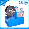 excavator parts oil pipe crimper/fire hose binding crimping machine/hydraulic hose crimping machinery