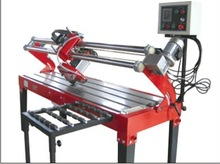 OSC-E High accuracy famous brand rail manual stone cutting machine