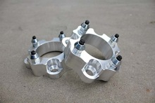 Billet Aluminum ATV parts 4x115 wheel spacer/wheel adapter