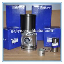 Fit for Volvo EC240 engine parts engine cylinder liner kit D6D D7D D10D D12D Volvo210 Volvo240 Volvo290
