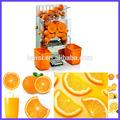 Máquina de fazer suco de laranja automática, espremido fresco suco de laranja máquina