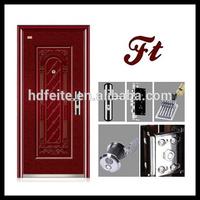 door bot steel door metal security doors