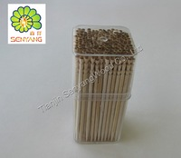 high quality disposable birch wood toothpicks