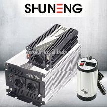 SHUNENG 1kw dc to ac converters