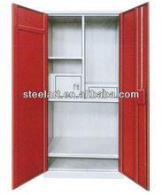 Bedroom bed side cupboards design