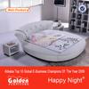 Happy night round sofa bed made in China