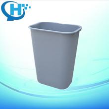24L plastic witnout lid car dustbin