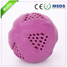 Environmentally flower fragrance washing ball/environmental wash ballaroma health wash ball/