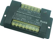 High Speed RGBW led amplifier;DC5V-24V input;8A*4channel output