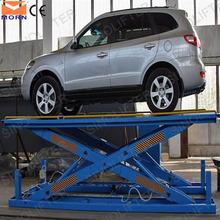 3t hydraulic car scissor lifter
