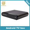 Full HD google smart internet amlogic mx android set top box case many kinds for choices