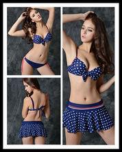 015 fashion cheap bikini swimwear for love girl